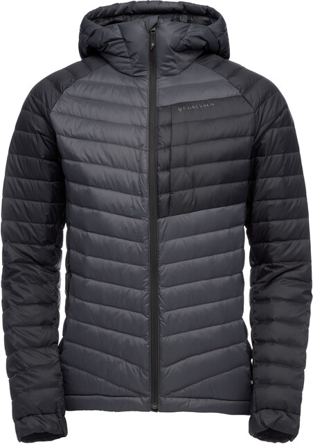 Black Diamond Access Giacca in piumino Uomo, carbonblack